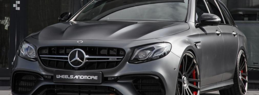 В универсал Mercedes-AMG E 63 «закачали» более 700 л.с. — в разделе «Звук и тюнинг» на сайте AvtoBlog.ua
