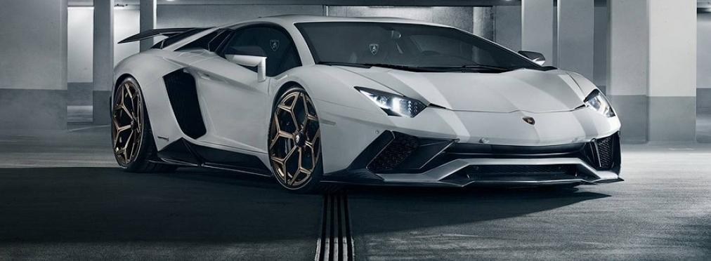 Компания Novitec успешно поработала над Lamborghini Aventador — в разделе «Звук и тюнинг» на сайте AvtoBlog.ua