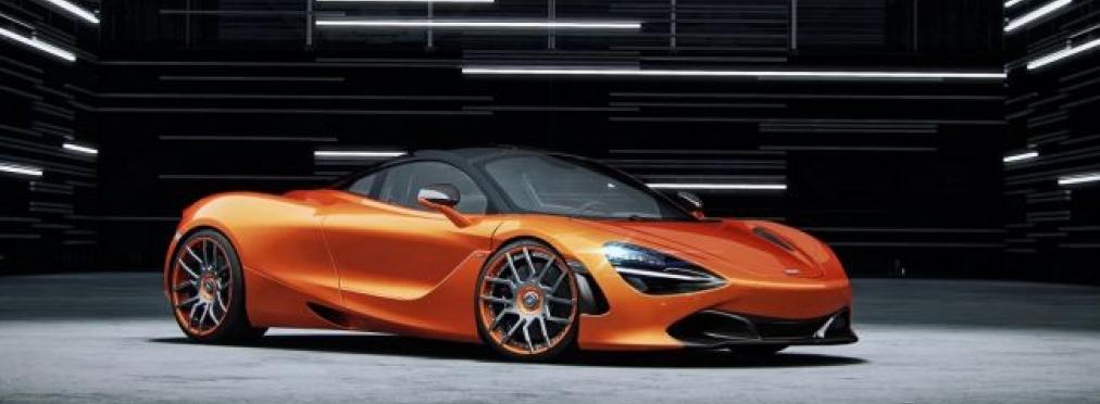 Ателье Wheelsandmore «прокачало» McLaren 720S — в разделе «Звук и тюнинг» на сайте AvtoBlog.ua