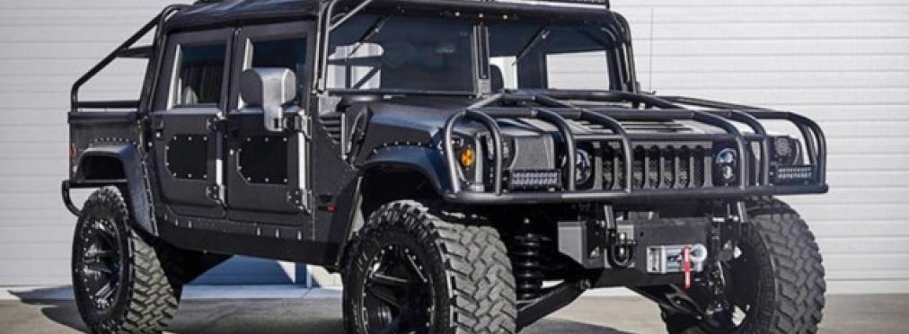 Ателье Mill-Spec поработало над Hummer 1 — в разделе «Звук и тюнинг» на сайте AvtoBlog.ua