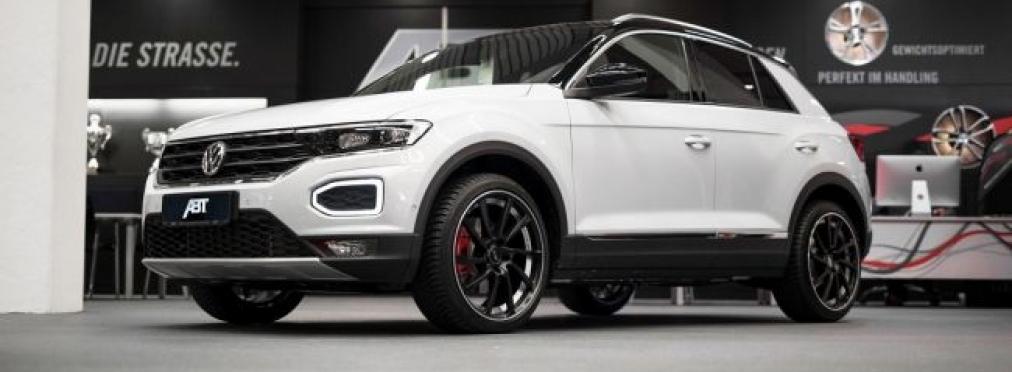 Известное тюнинг-ателье «прокачало» Volkswagen T-Roc — в разделе «Звук и тюнинг» на сайте AvtoBlog.ua