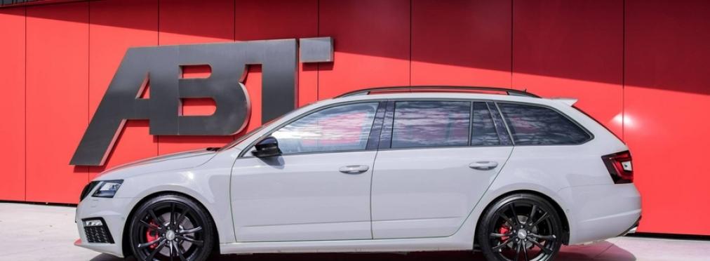 Универсал Skoda Octavia RS прокачали до 290 лошадиных сил — в разделе «Звук и тюнинг» на сайте AvtoBlog.ua