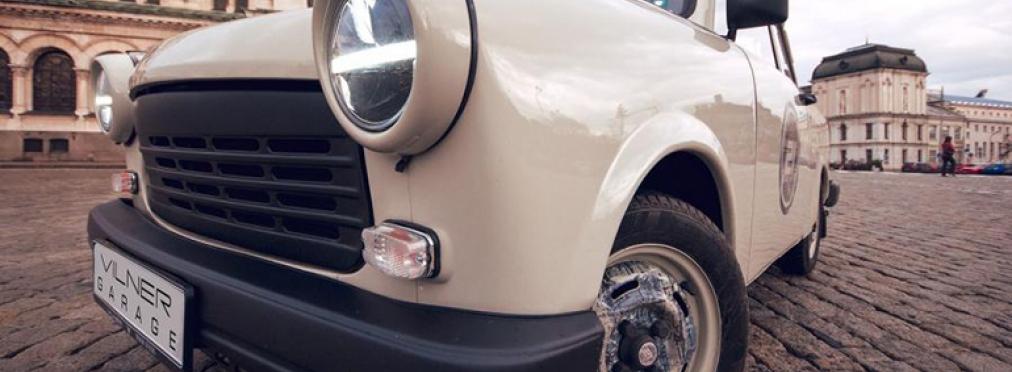 Болгарское ателье сделало рестомод легендарного Trabant — в разделе «Звук и тюнинг» на сайте AvtoBlog.ua