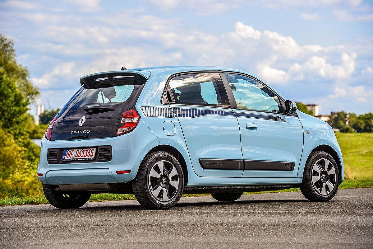 «Маленький, но удаленький»: тест-драйв подержанного Renault Twingo