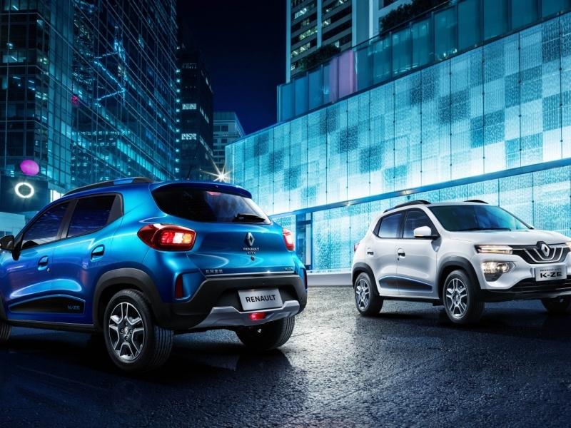 «Приятно познакомиться»: тест-драйв Renault City K-ZE