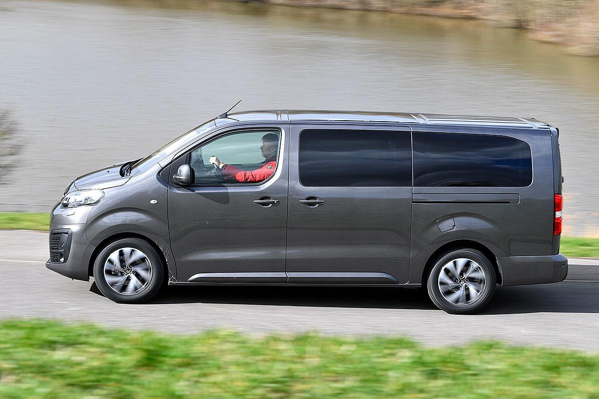 Тест-драйв мощной «лошадки» Citroën