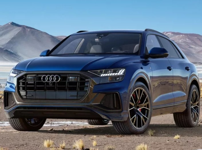 Обзор Audi Q8 - характеристики и комплектации
