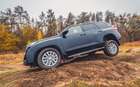 Обзор Toyota Land Cruiser Prado 150