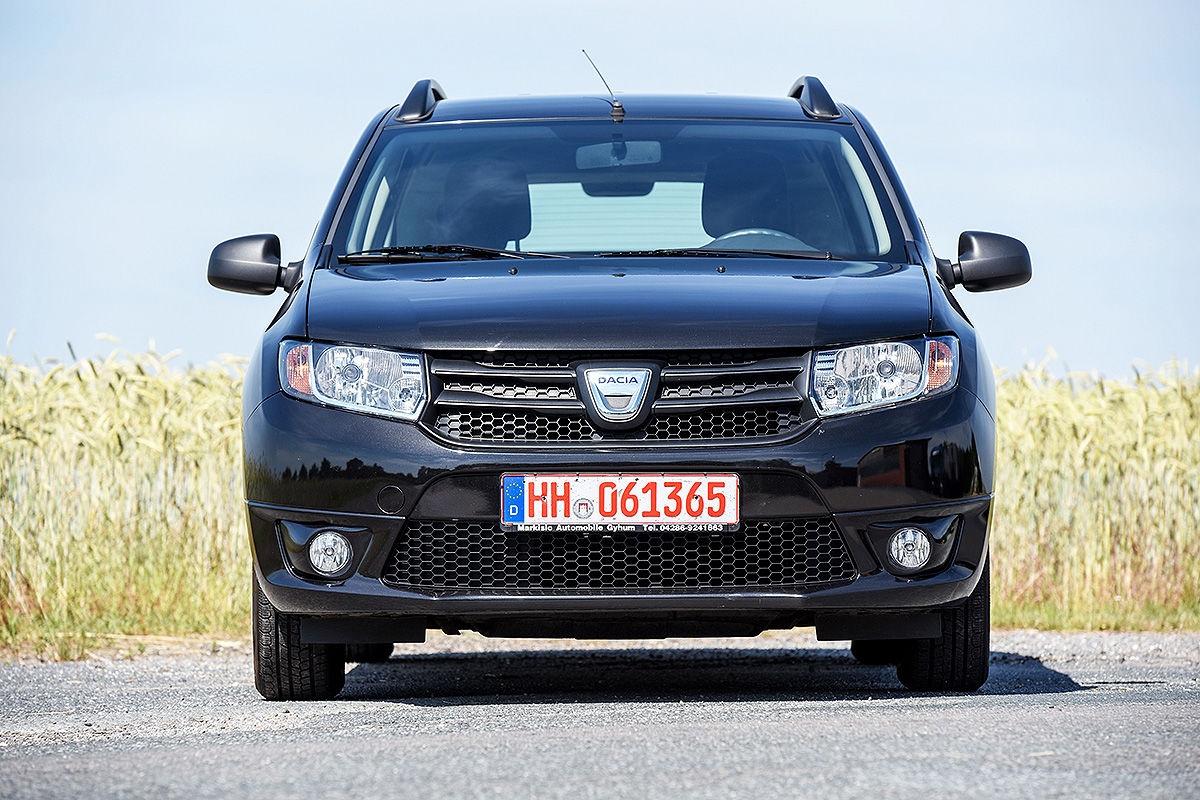 Не поддавайтесь соблазну: тест подержанной Dacia Logan MCV