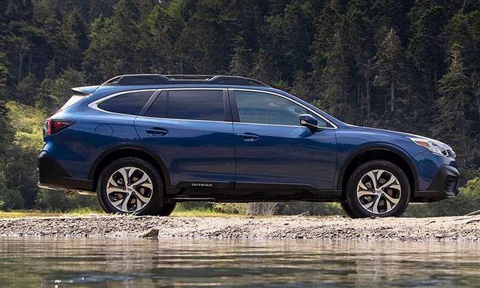 Обзор Subaru Outback 2020 - характеристики и тест-драйв